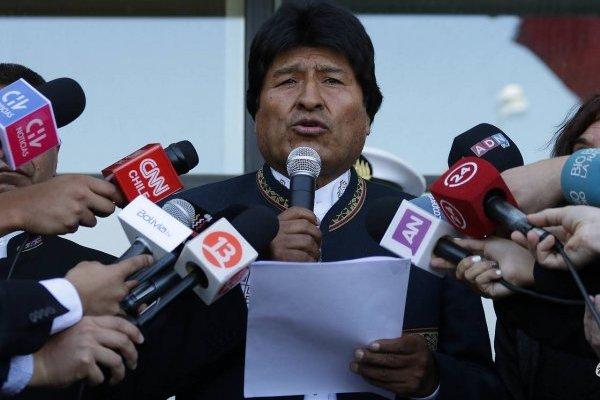 ¿Contrabando desde Chile? La nueva polémica que llevó a Evo a anunciar 19 puestos militares en la frontera