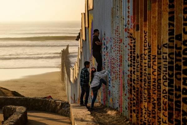 muro EEUU-México