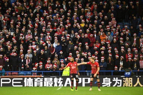 El fútbol no para en Inglaterra / imagen: Getty Images