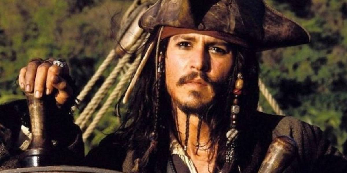 """La razón por la que dejaron fuera a Johnny Depp de """"Los Piratas del Caribe"""""""