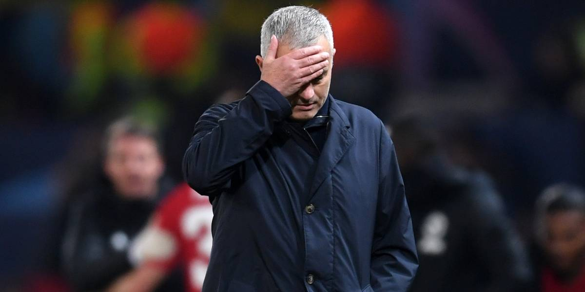 Ventilan relación extramarital de José Mourinho en Inglaterra