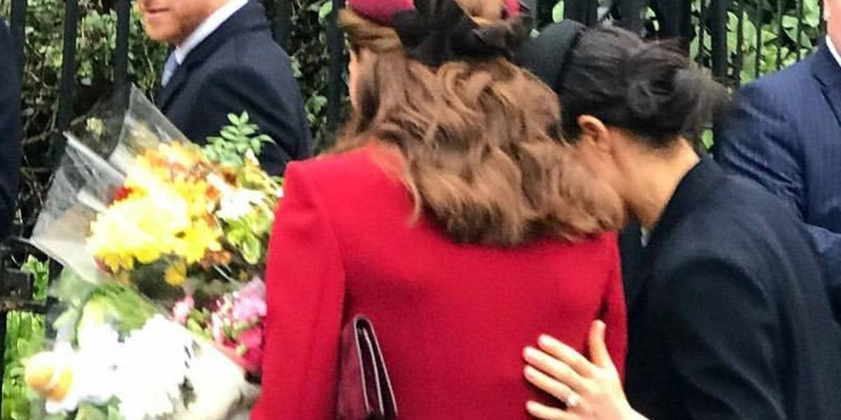 El hermoso gesto de hermandad entre Kate Middleton y Meghan Markle estas navidades