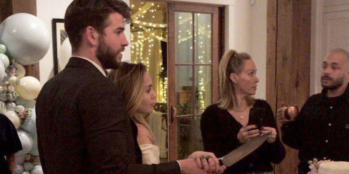 Amigo entrega casamento de Miley Cyrus e Liam Hemsworth