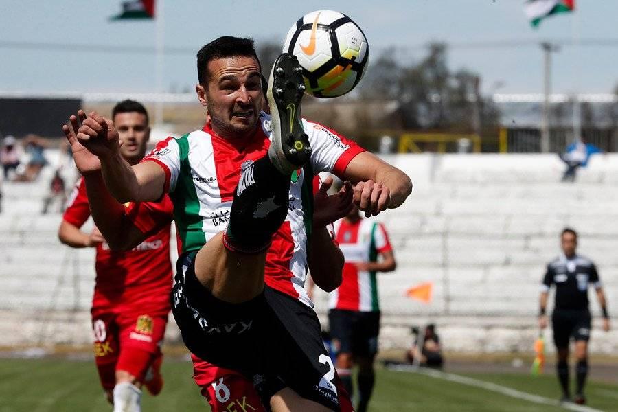 The Uruguayan Alejandro González would be in the sights of NIcolás Córdova for the University / Photo: Photosport