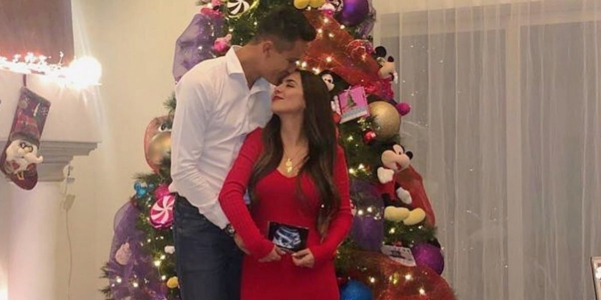 ¡Feliz Navidad! Raúl Gudiño se estrenará como papá