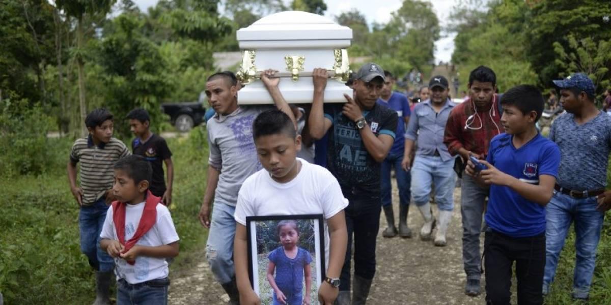 Congresistas de EE.UU. exigen esclarecer muerte de Jakelin Caal