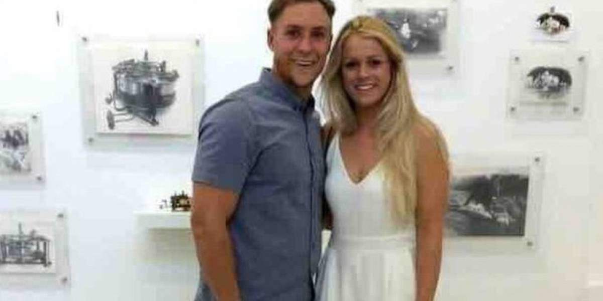Jovem casal britânico morre na Austrália com poucas horas de diferença