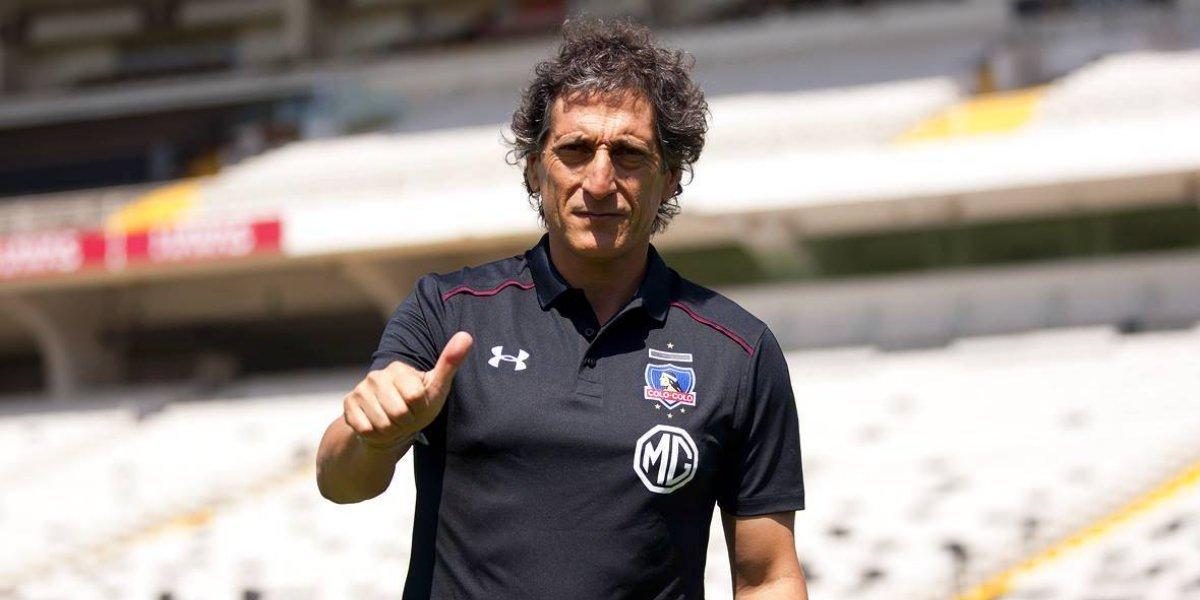 Fútbol ficción: el equipo que podría poner Mario Salas con el actual plantel de Colo Colo
