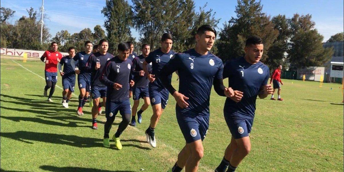 Alexis Vega portaría el '7' en Chivas