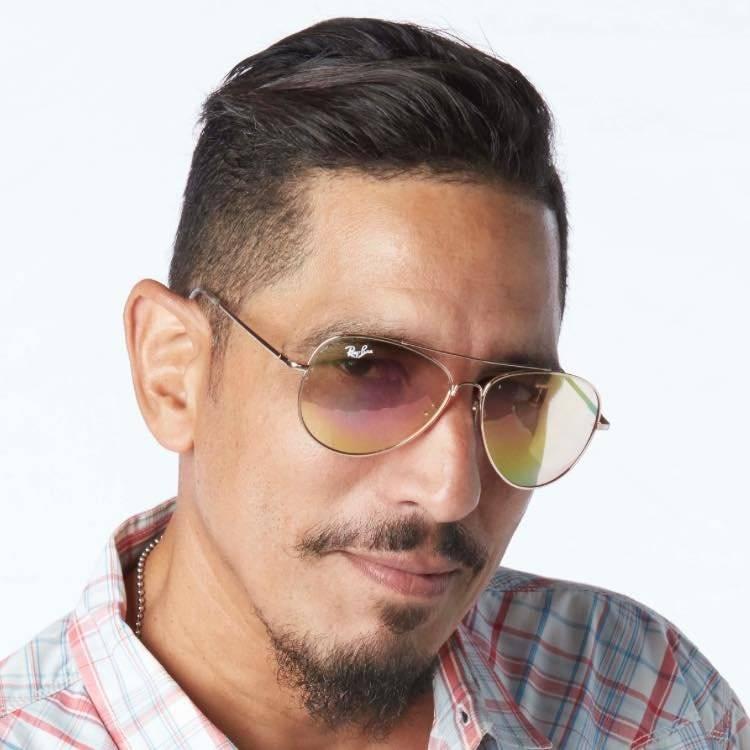 El productor Agustín Rosario / Suministrada