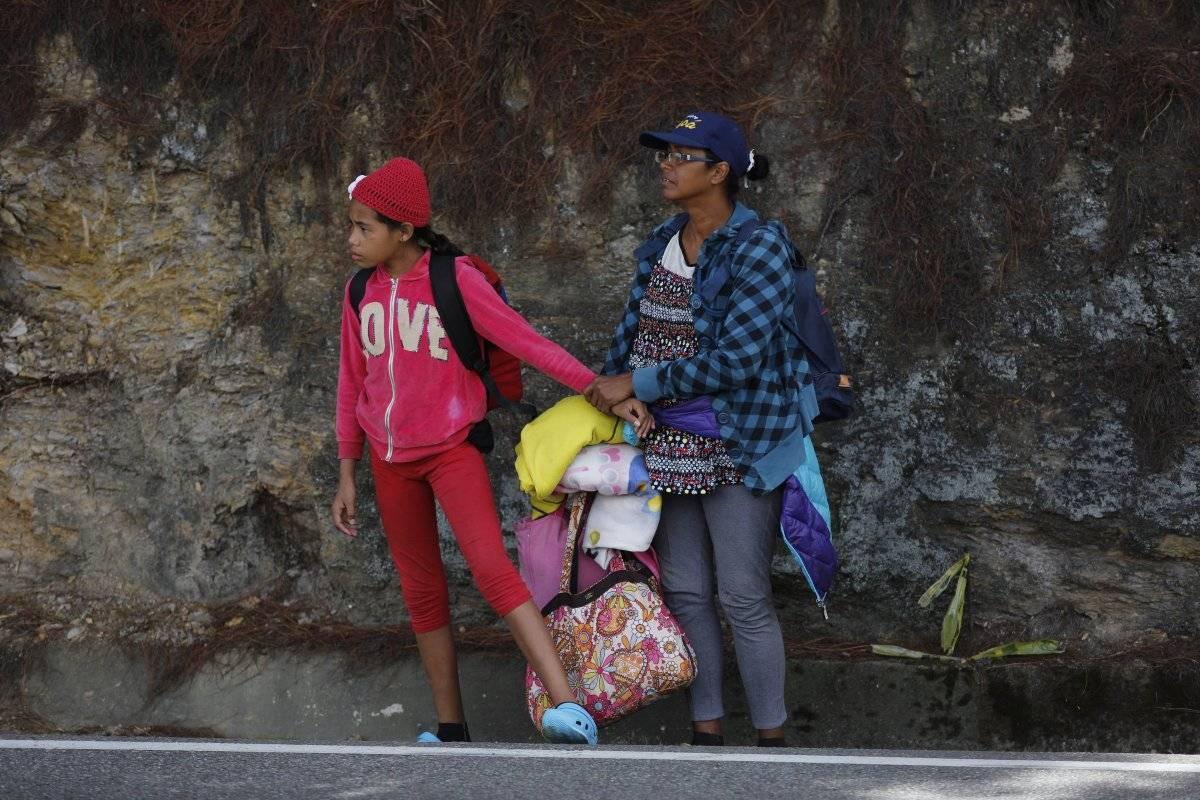 Mujeres venezolanas emigran a Colombia