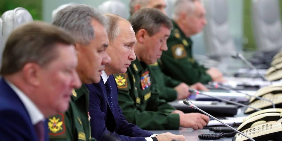 Rusia dice que su misil hipersónico es imposible de interceptar