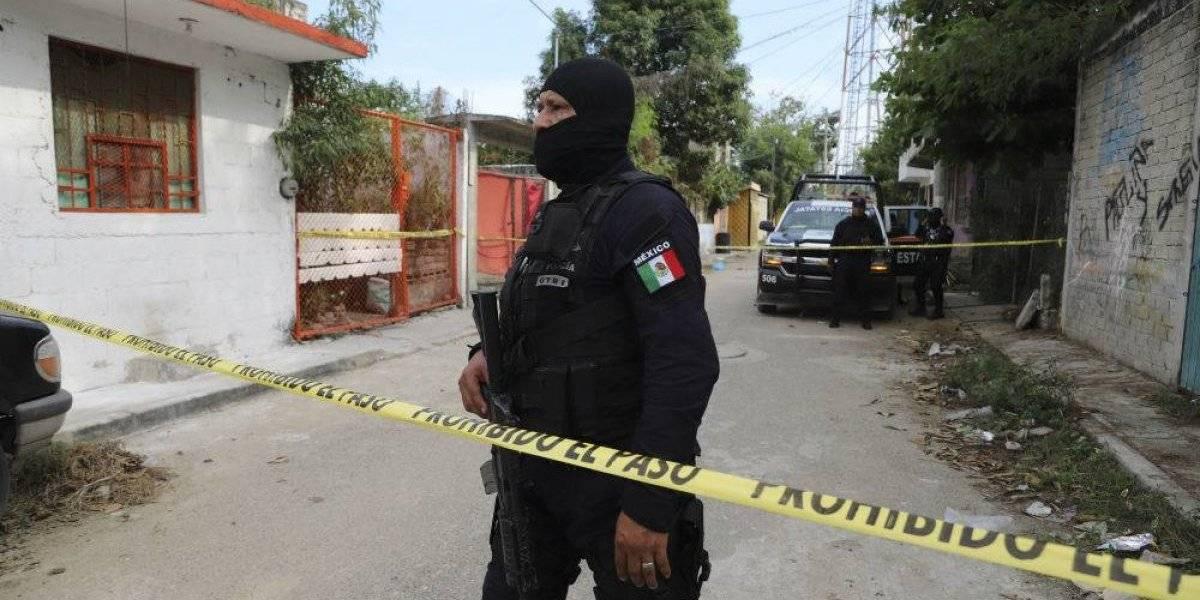 Se registra sábado violento en Oaxaca; reportan nueve homicidios