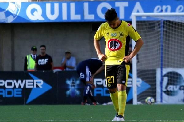 San Luis de Quillota jugará en Primera B durante la temporada 2019 / Foto: Agencia UNO