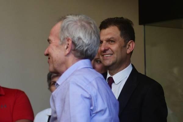 Mosa podría impugnar la elección de Gabriel Ruiz Tagle como presidente de Blanco y Negro / Foto: Agencia UNO