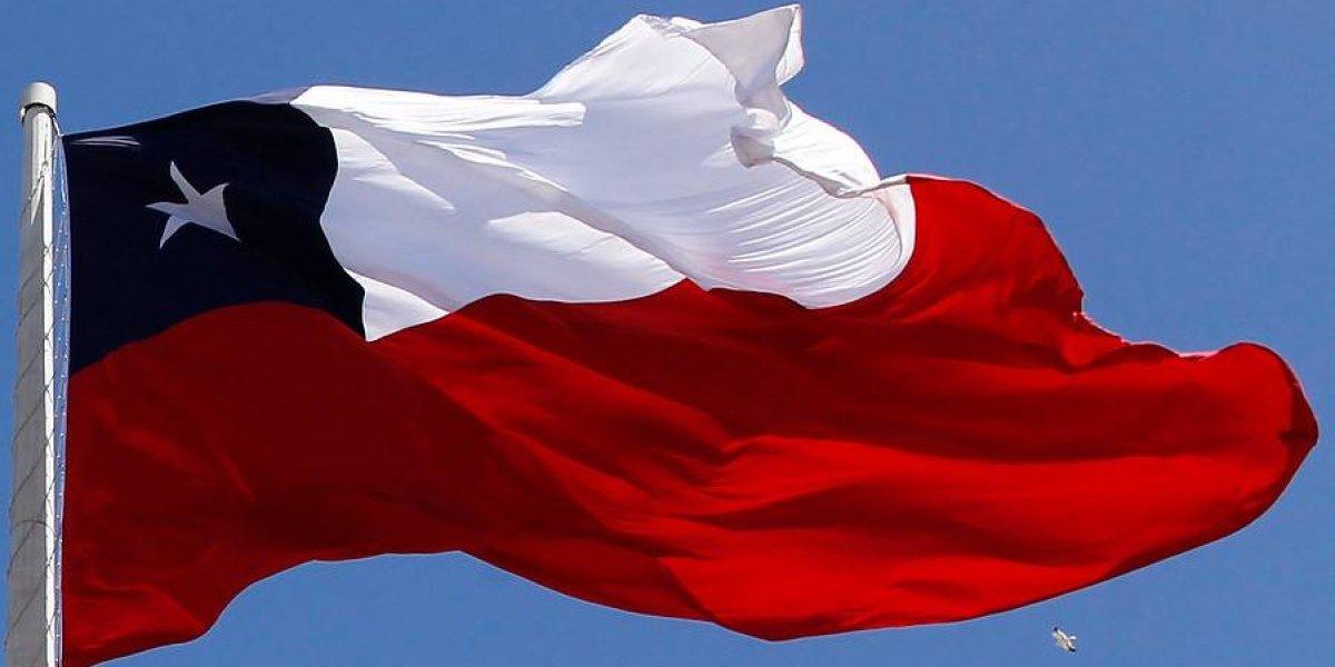Reconfirmado: la bandera de Chile científicamente fue la más hermosa del mundo