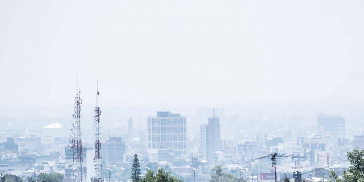 Continúa contingencia ambiental en zona Noreste del Valle de México