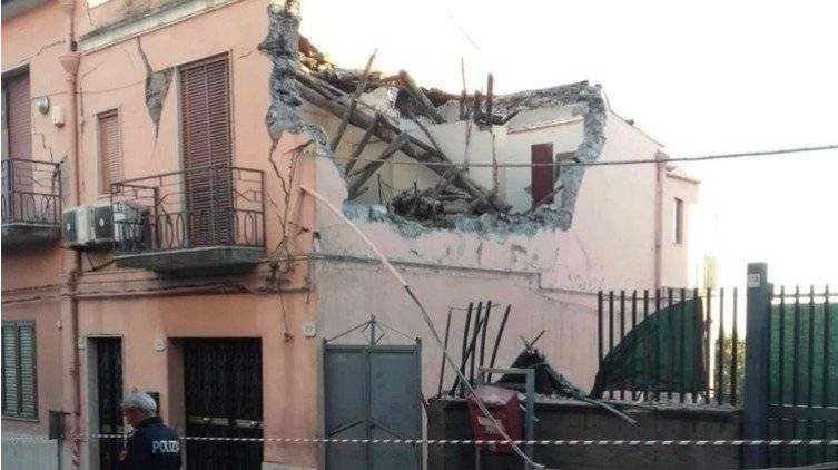 Italia: Terremoto de magnitud 4,8 sacude Sicilia y causa derrumbes y 10 heridos AFP