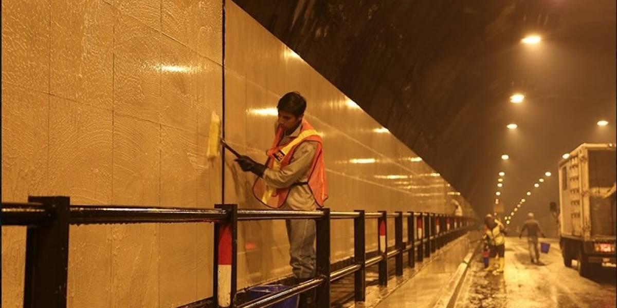 Quito: Cerrarán los túneles de San Juan, San Roque y San Diego por limpieza