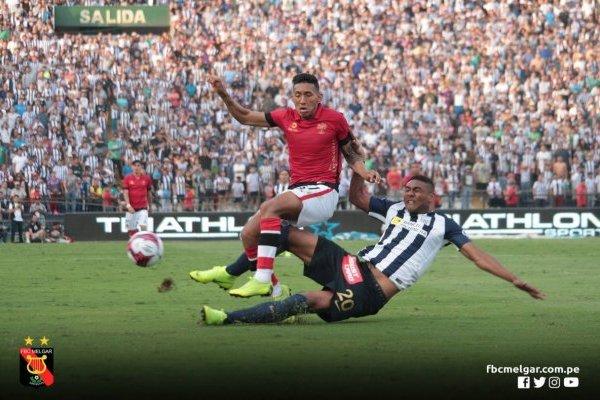 El peruano podría volver una vez más a su país / imagen: FCB Melgar