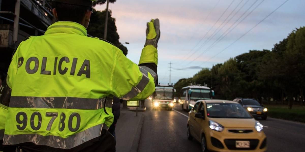 Accidentes de tránsito durante puente festivo dejan 24 personas muertas