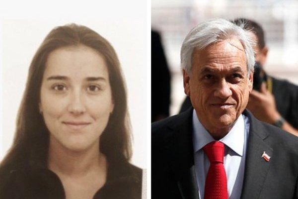 La hija del amigo de Piñera que tiene 27 años y gana $10 millones al mes
