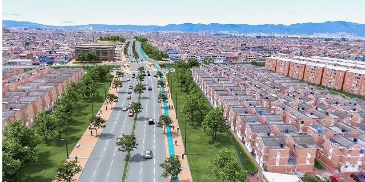 Adjudicada la construcción de la Av. Alsacia - Tintal, clave para descongestionar Bosa y Kennedy