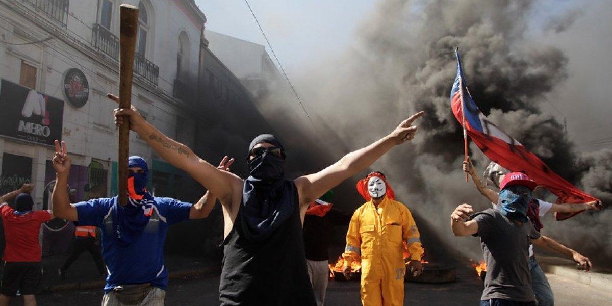 Acuerdos no hay sido honrados: Trabajadores portuarios analizan retomar acciones de protesta en Valparaíso