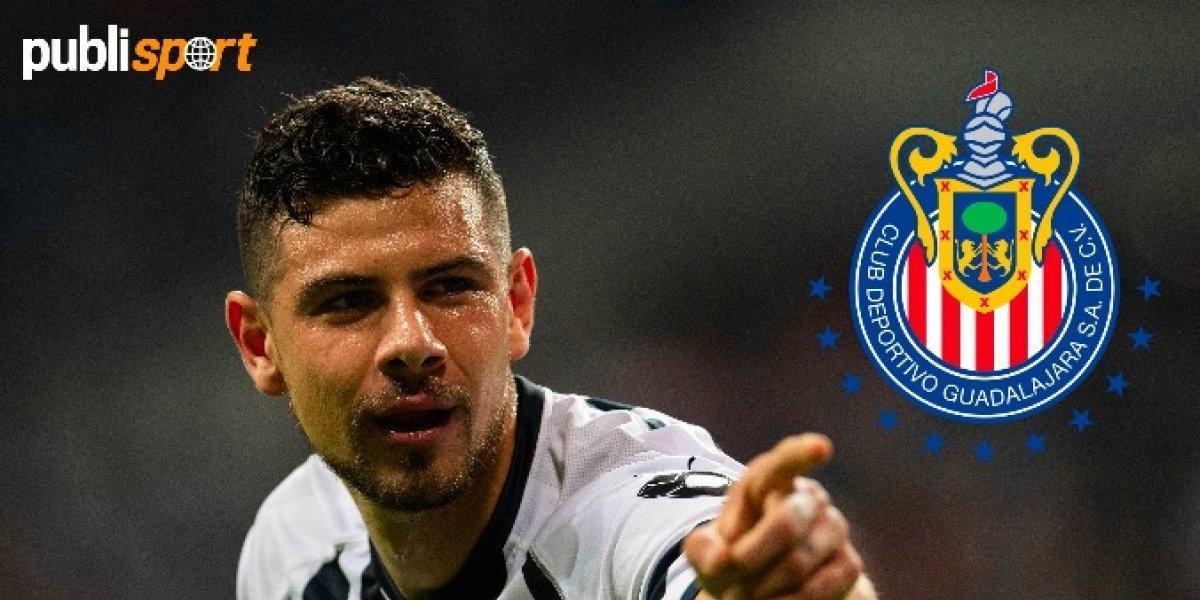 Chivas da bienvenida a Madrigal y le pide calificar