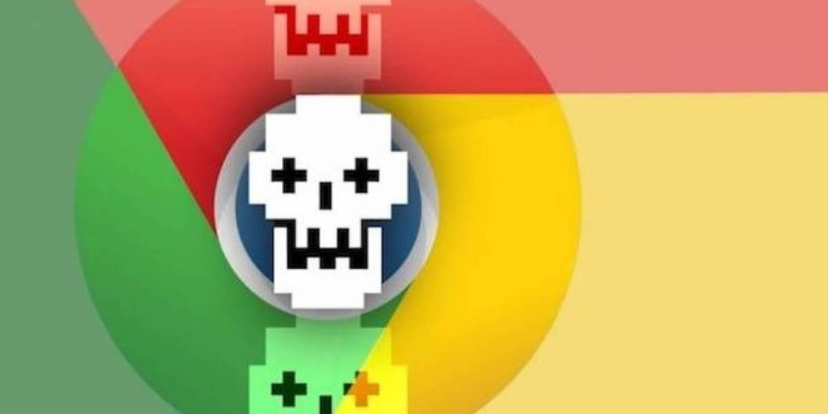 Google eliminó más de 70 complementos con actividad maliciosa presentes en la tienda virtual del Chrome