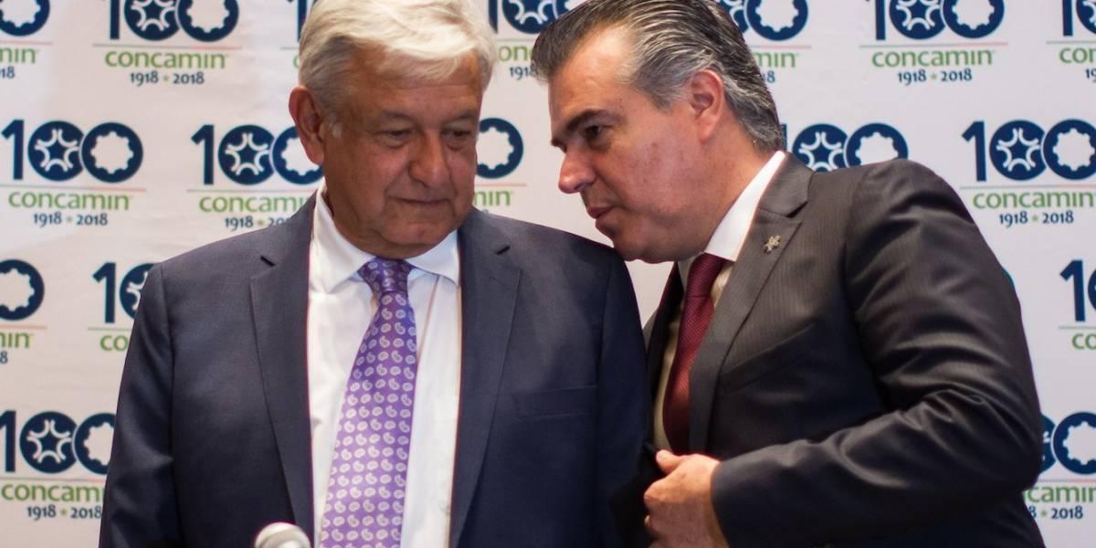 Industriales piden a AMLO soluciones ante riesgos económicos