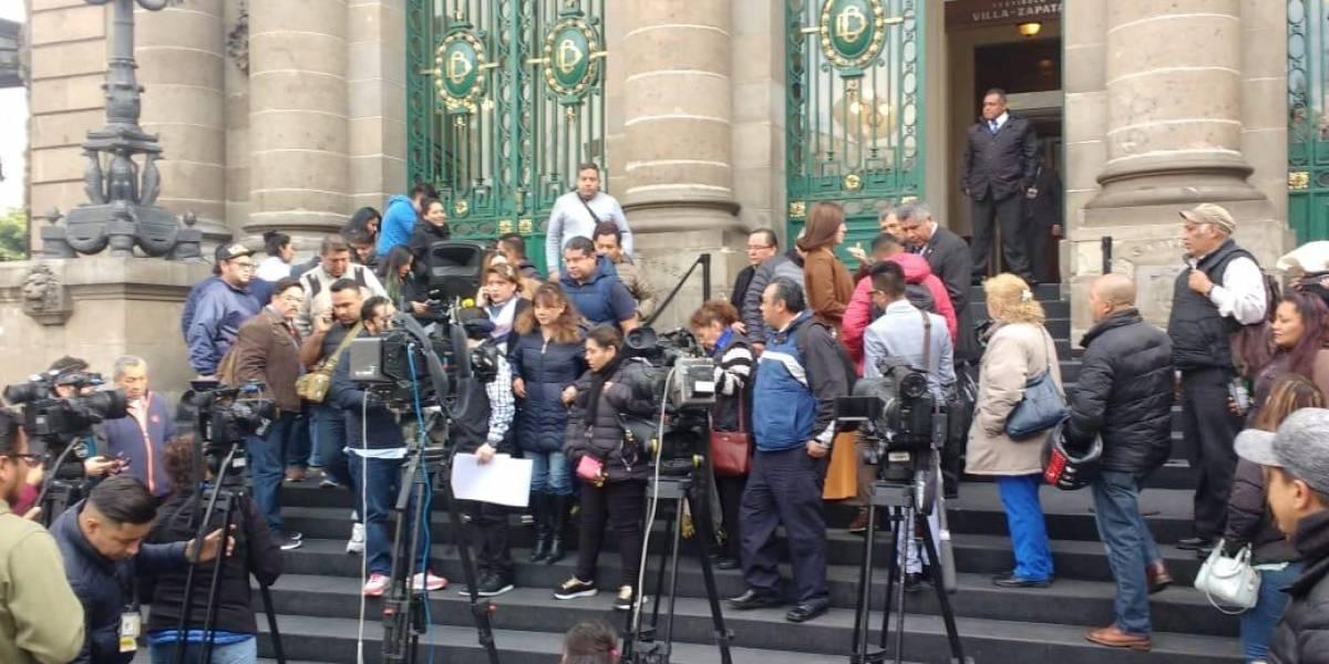 Marginan a concejales en Presupuesto de la CDMX