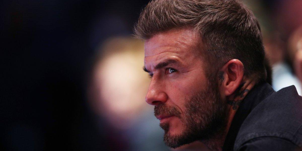 David Beckham celebró la navidad con bebidas de origen mexicano