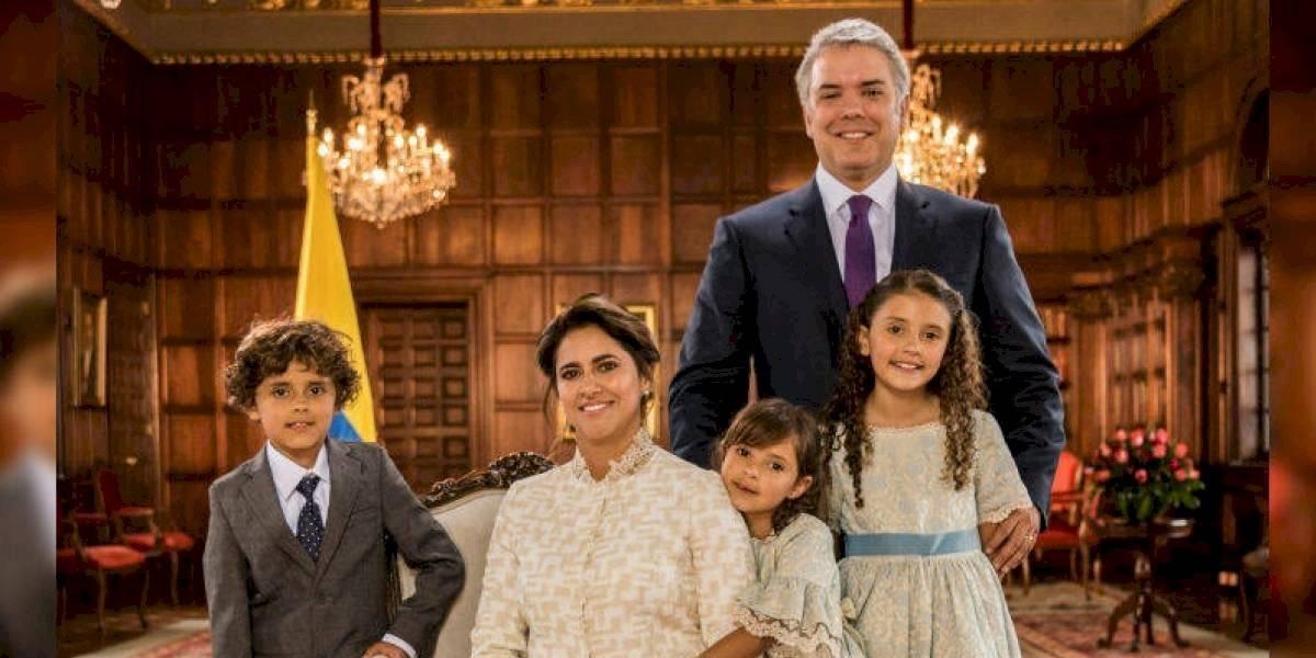 Duque vivirá con su familia en la Casa de Nariño, un año después de ser presidente