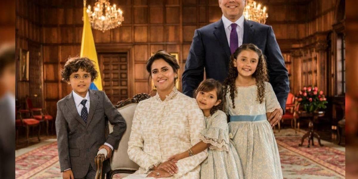 Los regalos que dio Duque a su familia para Navidad