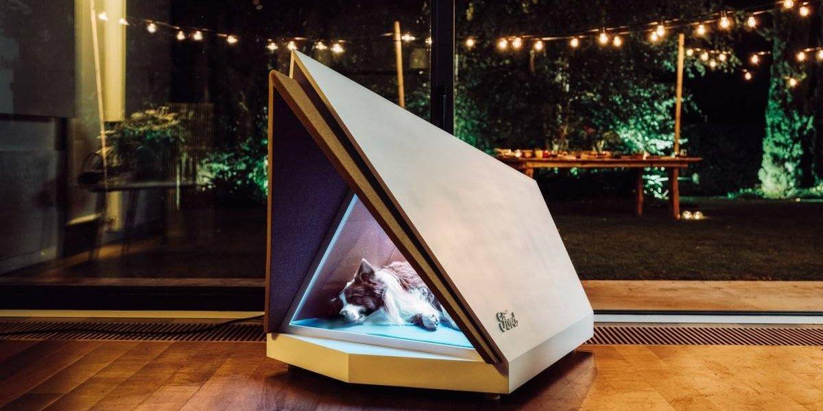 Ford crea caseta para mascotas contra los fuegos artificiales