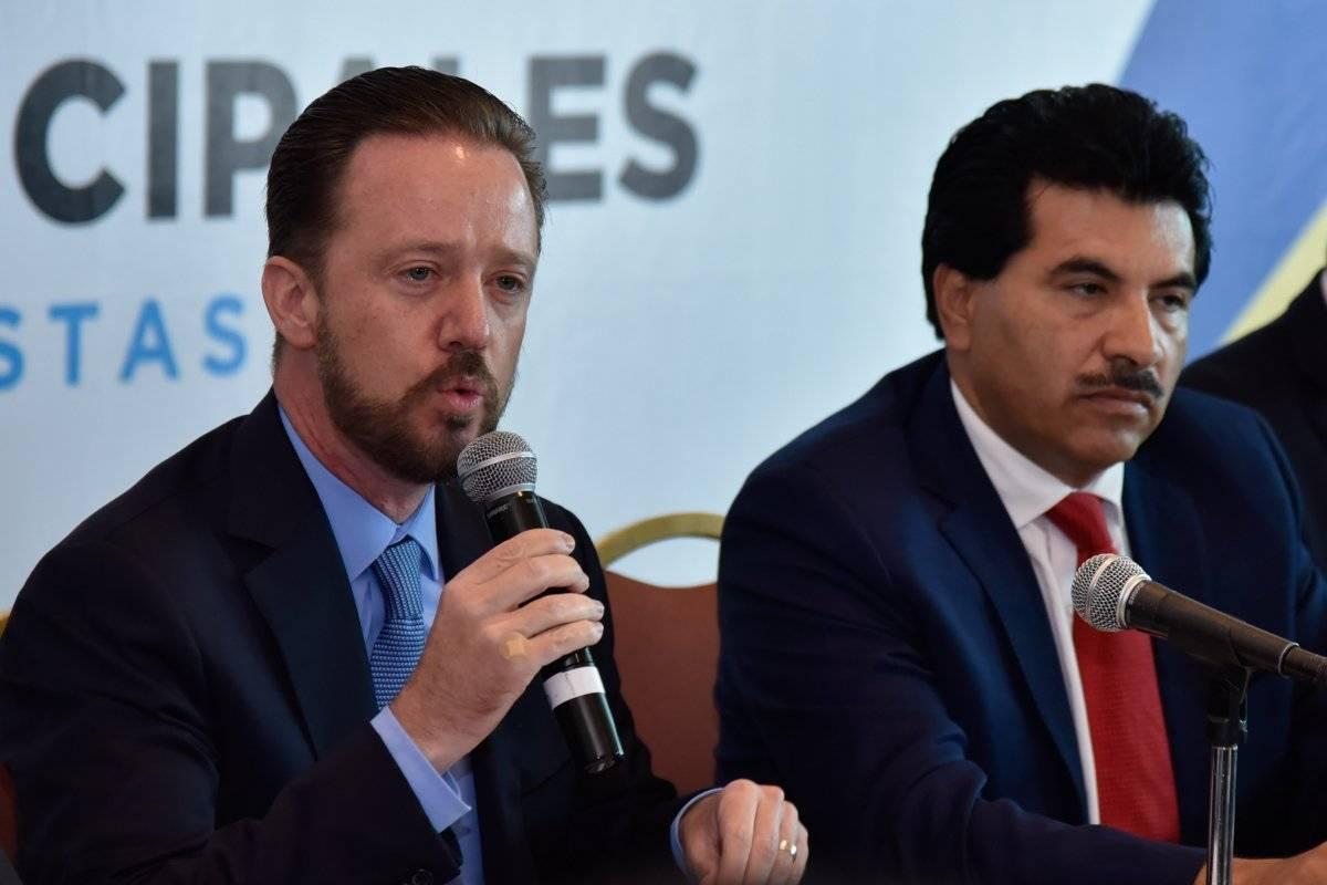 Fue presidente municipal de Puebla hasta octubre de 2018 Foto: Cuartoscuro