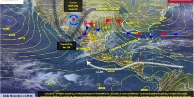 cuarta tormenta invernal
