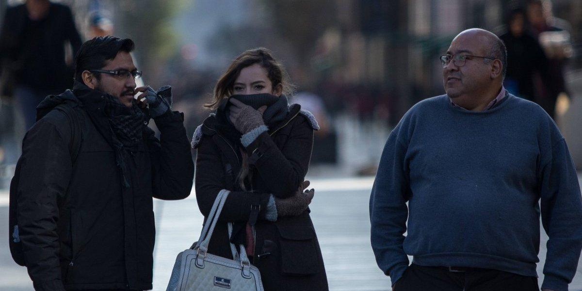 La cuarta tormenta invernal y el frente frío 20 causarán estragos en el país