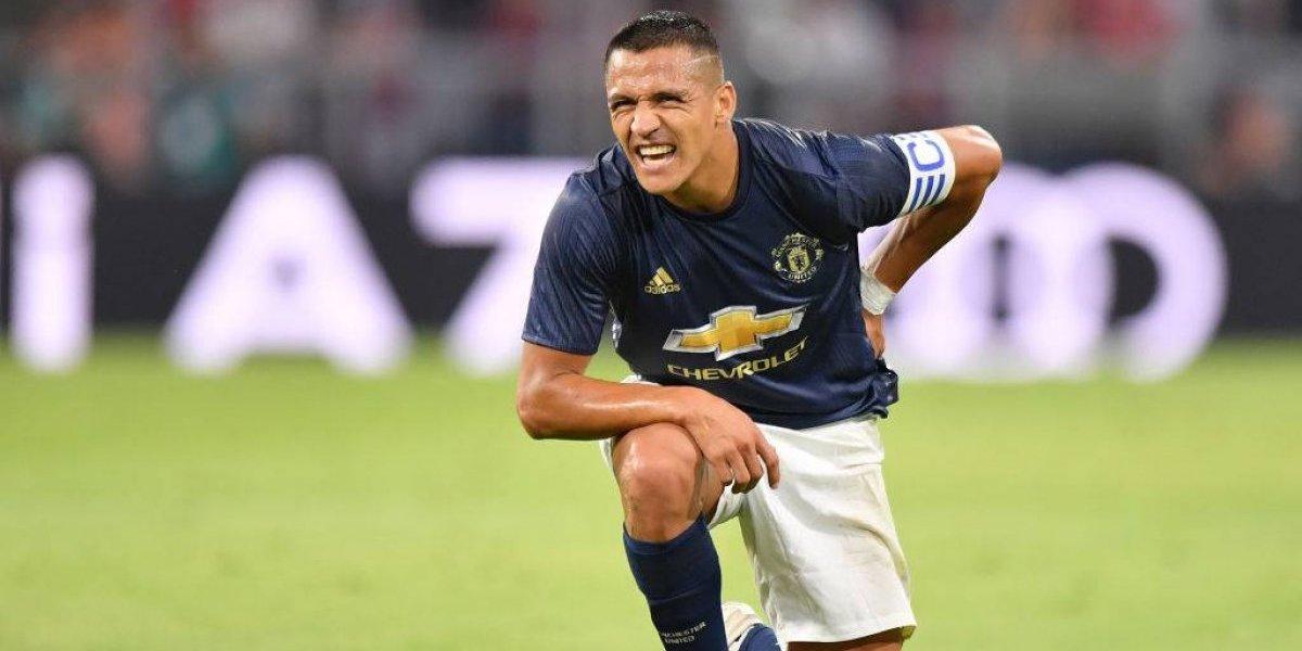 """Solskjaer aseguró que Alexis volverá antes de tiempo a jugar con el """"nuevo"""" Manchester United"""