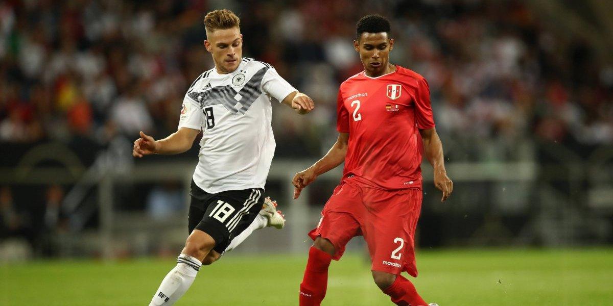 """Marcos López, el peruano de 19 años que suena en Colo Colo: """"Quiero jugar en el extranjero"""""""