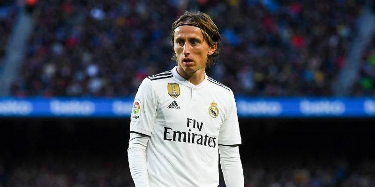 Luka Modric: Balón de Oro 2018