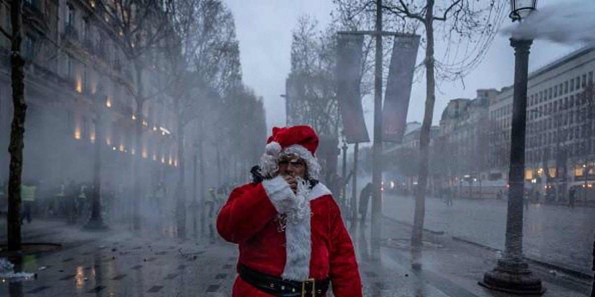 'Santa Claus' mató y enterró a sus hijos en el jardín