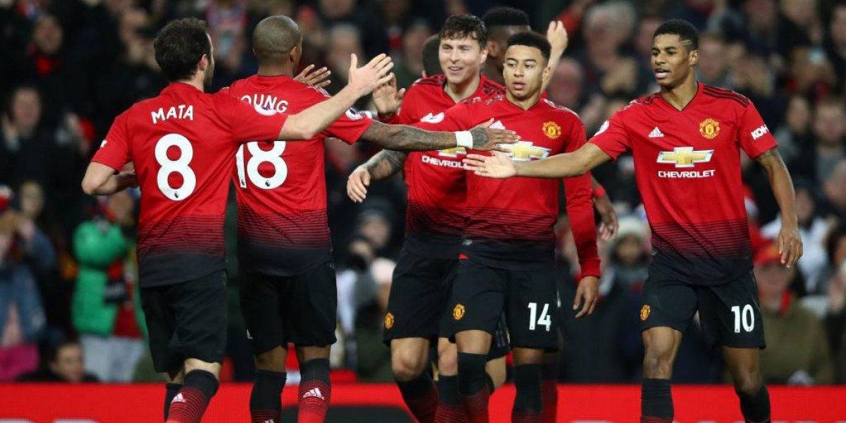 Manchester United es pura fiesta sin Mourinho, lleva ocho goles en dos partidos y se afirma en la Premier