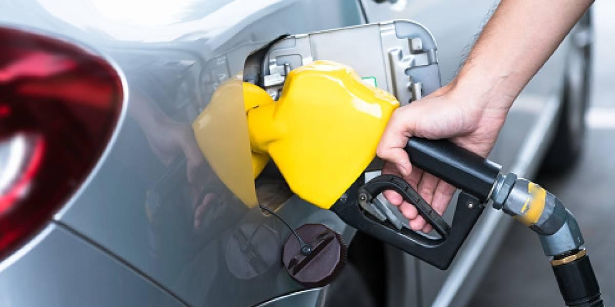 Precio de la gasolina súper subió en septiembre de 2019