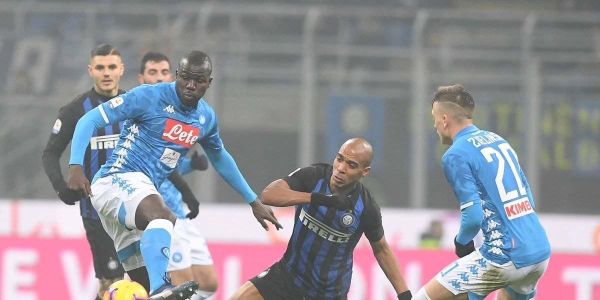 Carlo Ancelotti denuncia coros racistas durante el partido ante el Inter