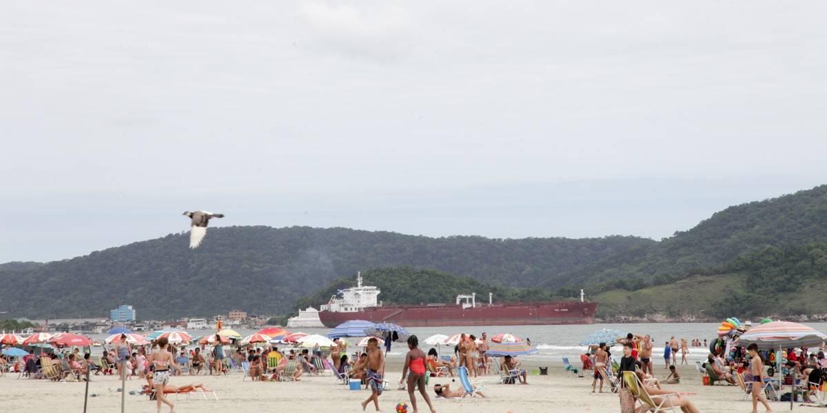 Saiba quais praias em São Paulo estão próprias para banho
