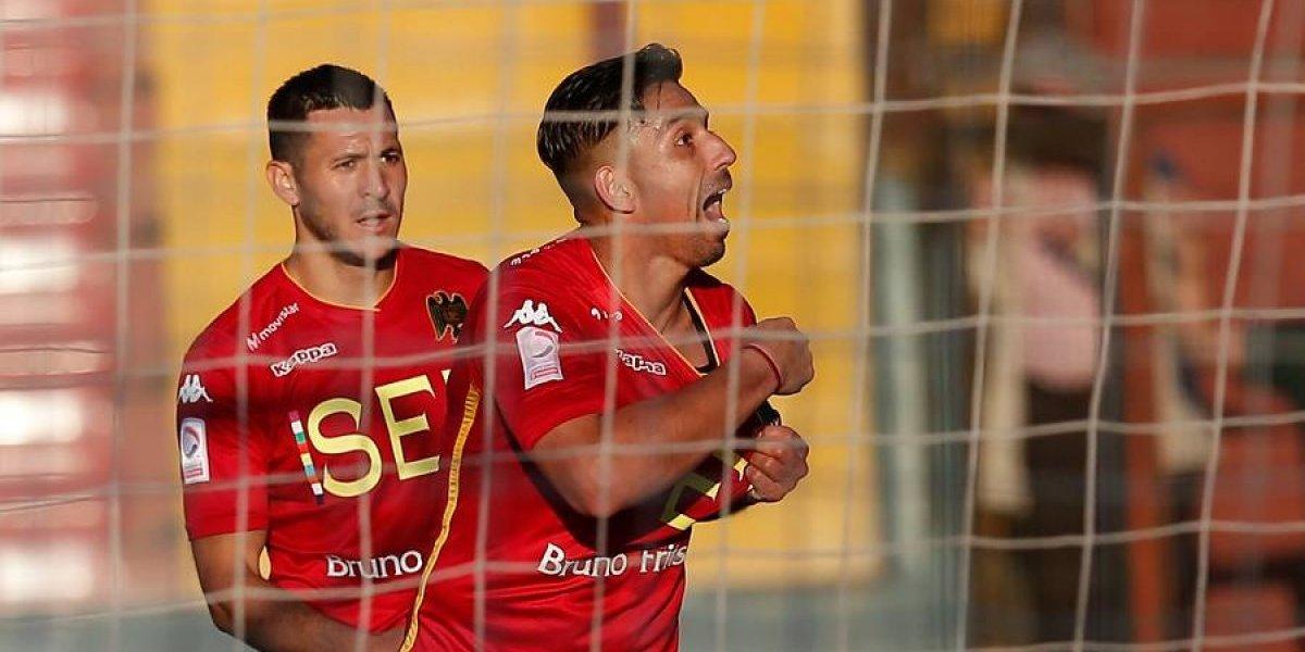 Jorge Ampuero deja la Primera División y se transforma en refuerzo de Santiago Wanderers