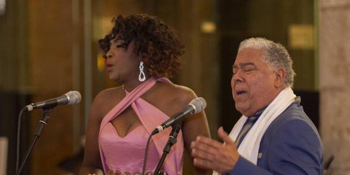Pura Tyson y Danny Rivera ¡Magistrales! en el Concierto de Navidad
