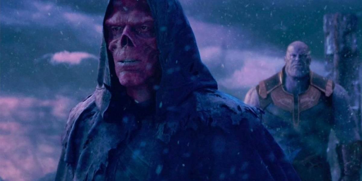 Após recusa de ator, personagem em 'Vingadores: Guerra Infinita' foi recriado em GCI